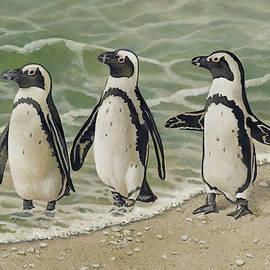 The Beachcombers by Laura Regan