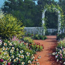 The Beautiful Garden by Rick Hansen