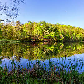 The Beauty of a Blue Sky by Debra and Dave Vanderlaan