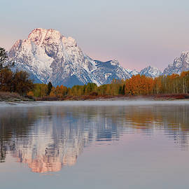 The Beauty Of Oxbow Bend by Michael Morse