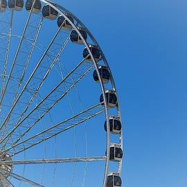 The Big Wheel by Lkb Art And Photography