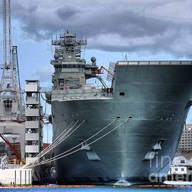 Lawrence Davis - The Birth of a New Aircraft Carrier
