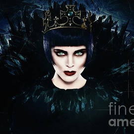 The Black Queen by Andrea Grewe-Hagemann