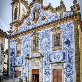 The Blue Church of Covilha by Micah Offman