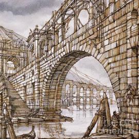The Bridge by Andrey Svistunov