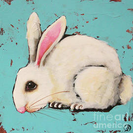 The Bunny by Lucia Stewart