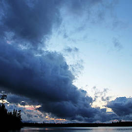 The Calm Before The Storm by Debbie Oppermann