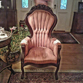 The Chair and the Ghost by Lise Winne
