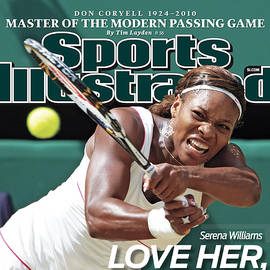 The Championships - Wimbledon 2010 Day Twelve Sports Illustrated Cover