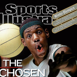The Chosen One St. Vincent-st. Mary High LeBron James Sports Illustrated Cover