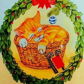 Carrie Armstrong - The Christmas Kitten