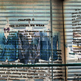 Sharon Popek - The Clothing We Wear