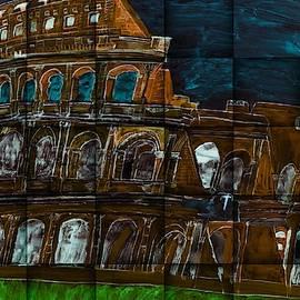The Colosseum by Nilu Mishra