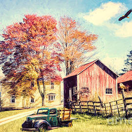 The Country Homestead by Tina LeCour