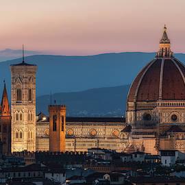 The Duomo by Randy Lemoine