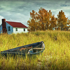 The End of Summer by Randall Nyhof