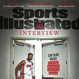 The Exit Interview Miami Heat Dwyane Wade On Rings Sports Illustrated Cover