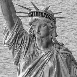 The Face Of Liberty by Rand