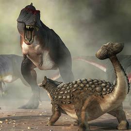 The Fearless Ankylosaurus by Daniel Eskridge