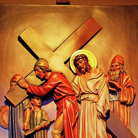 John Langdon - The Fifth Station of the Cross