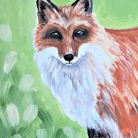 The Fox by Elizabeth Robinette Tyndall
