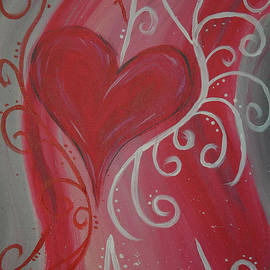The Frills of Love - Red by Kathy Carlson