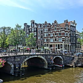 The Gem of the Jordaan Amsterdam by Patricia Caron