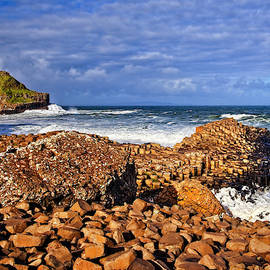 The Giants Causeway by Marcia Colelli