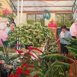 The Good Life in the Green House by Nancy Raborn