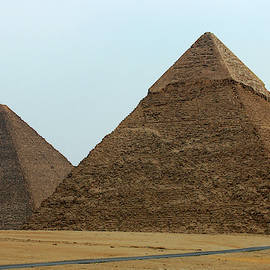 The Great Pyramids by Mark Duehmig