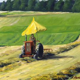 The Haymaker by Rick Hansen
