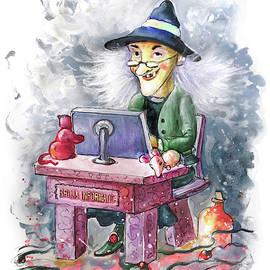 The Informatics Witch by Miki De Goodaboom