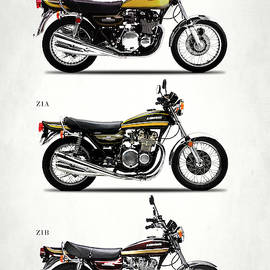 The Kawasaki Z1 Collection by Mark Rogan