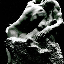 The Kiss, 1886 by Rodin