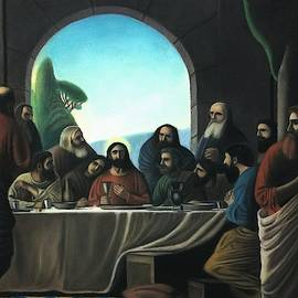 The Last Supper by Vishvesh Tadsare