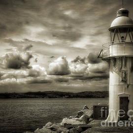 The Lighthouse by Edmund Nagele