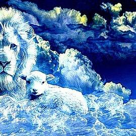 The Lion and the Lamb by Teresa Trotter