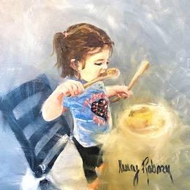 The little Helper, Mommy's Shadow by Nancy Raborn