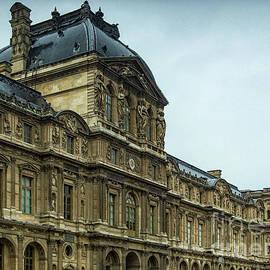 The Louvre Museum Paris France Musee du Louvre by Wayne Moran