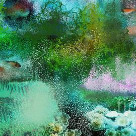 The magic fish Tank 3 by Julie Grimshaw