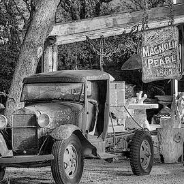 The Magnolia Pearl Black And White by JC Findley