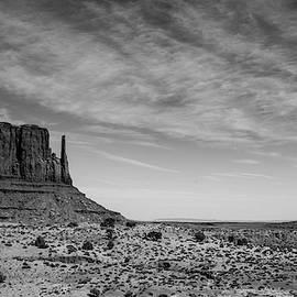 S Katz - The Mittens Monument Valley