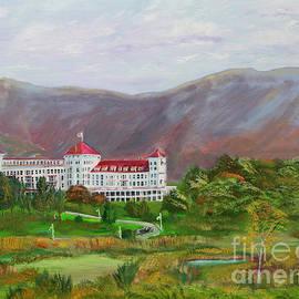 The Mount Washington Hotel by Francois Lamothe
