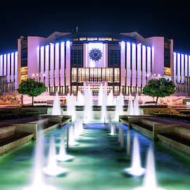 The National Palace Of Culture - Sofia, Bulgaria by Nico Trinkhaus