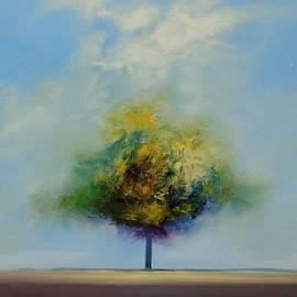The oak tree by George Peebles