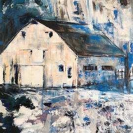 The Old Dairy Barn by Kevin Meredith