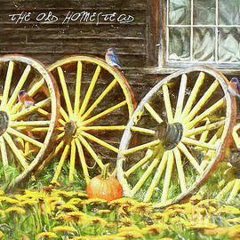 The Old Homestead by Tina LeCour
