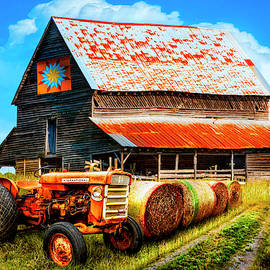 The Old Quilt Barn by Debra and Dave Vanderlaan