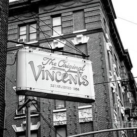 The Original Vincent's New York City by John Rizzuto