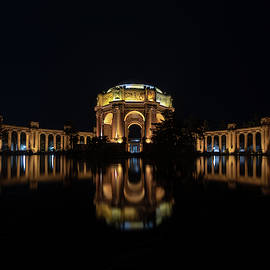 The Palace Of Fine Arts by Philip Rodgers